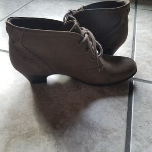 Rockport Cobb Hill Aria Ankle Bootie